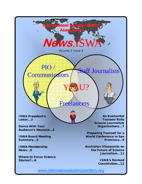News.ISWA Issue #2