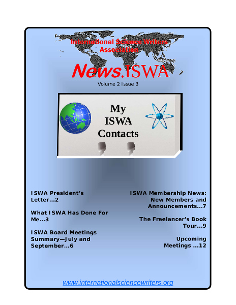 News.ISWA Issue #3