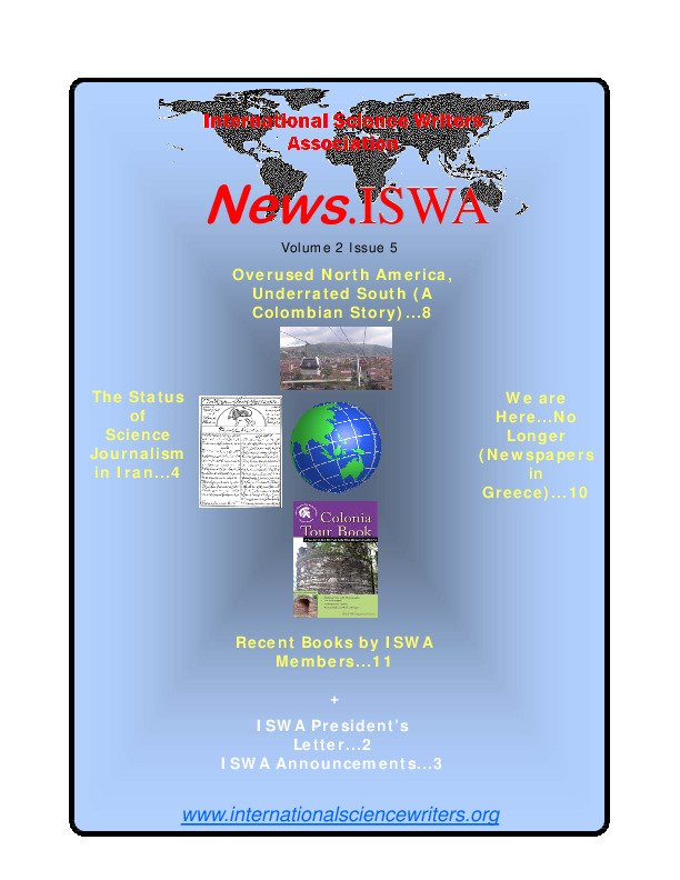 News.ISWA Issue #5